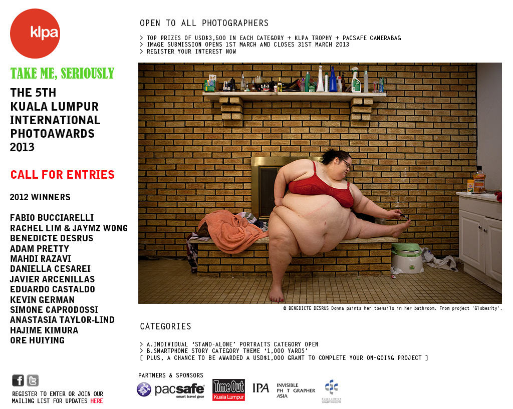 KL International Photoawards