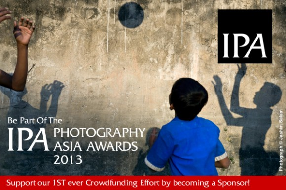 Be part of the IPA Photography Asia Awards 2013