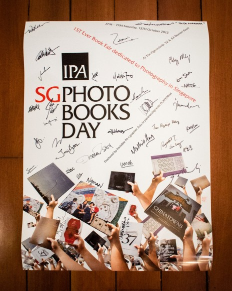 IPA Singapore Photo Books Day 2012