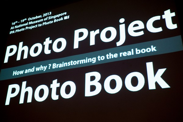 IPA Photo Project to Photo Book Workshop