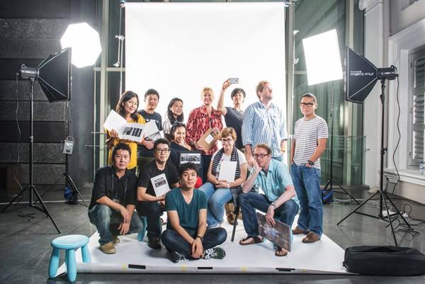 Workshop Group Shot.