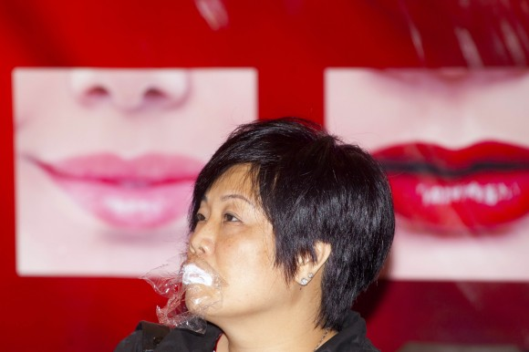 The Cosmetics Show. © Paul Yeung.