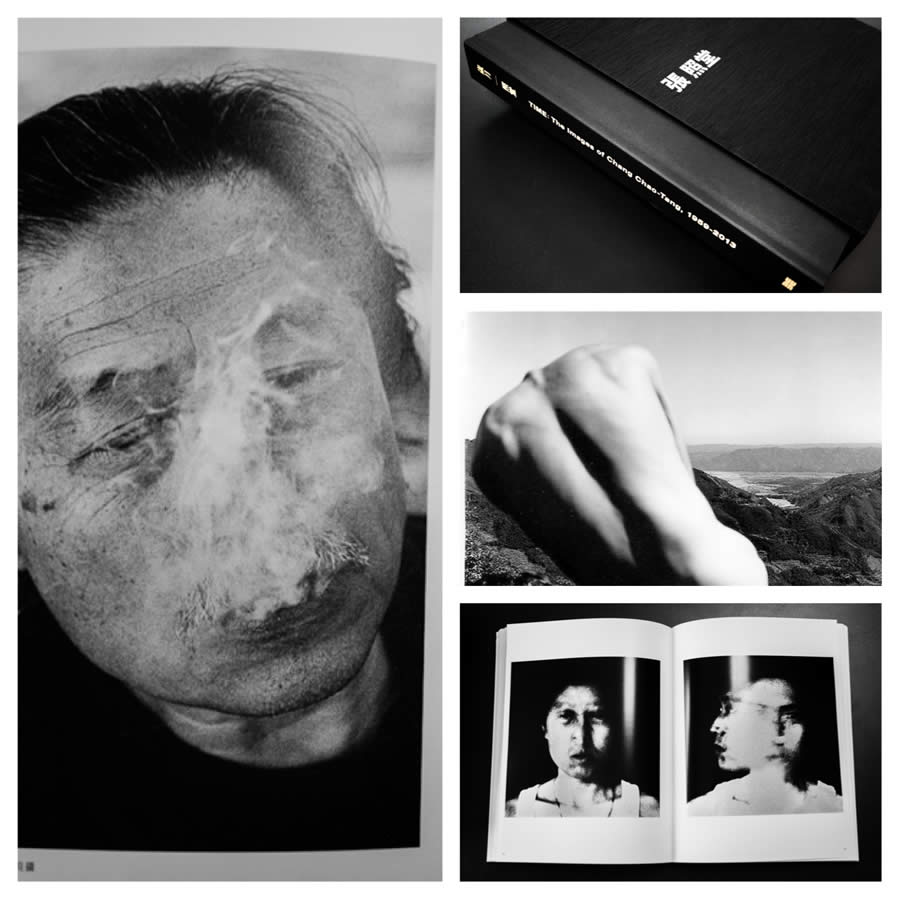 Special Edition Book: Time: The exhibition The Images of Chang Chao-Tang 1959-2013, available at Taipei Fine Art Museum.