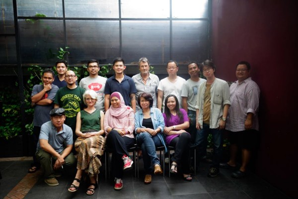 Group Shot - IPA Street Photography Workshop JAKARTA | November 2012.