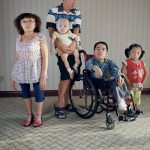 Osteogenesis Imperfecta patients'group photo, Beijing CHINA 20