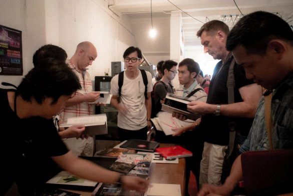 IPA Photobooks Show 2012 (then called Photobooks Day)
