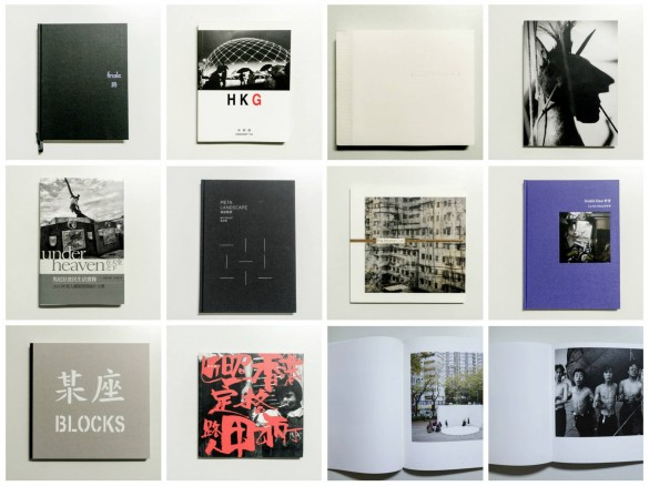 Hong Kong Photobooks Selection at IPA Photobooks Show 2014.