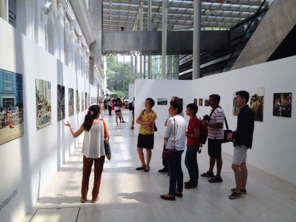 Singapore International Photography Festival 2014. Photo courtesy of the festival.