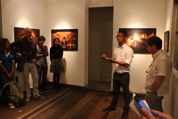 PhotoPhnomPenh 2015. Photo courtesy of the festival.