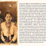 """""""An image of my grandparents"""" Photograph from Pablo Bartholomew :"""