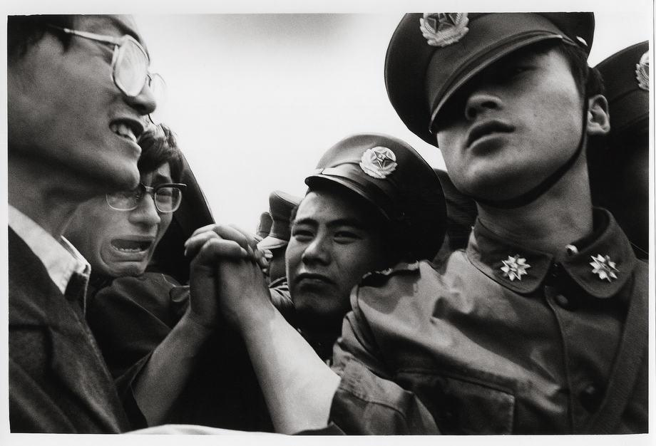 '89 Tiananmen: Remains for Collection. © Wong Kan Tai, Hong Kong.
