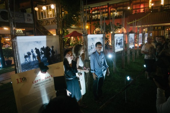 11th Angkor Photo Festival, 2015