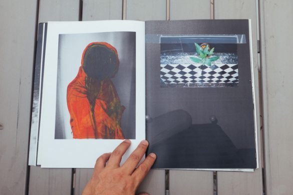 Photobook dummy, Kapil Das.