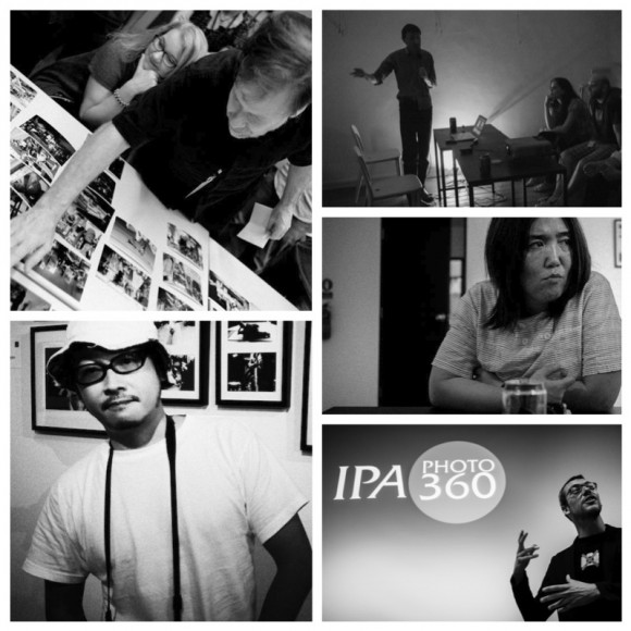 Collaborations with Asian & International Photographers and Organizations