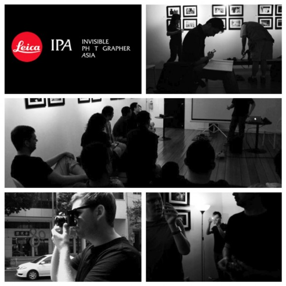 Leica X IPA Street Photography Workshop