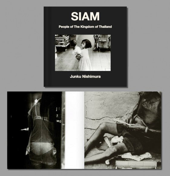 SIAM, People of The Kingdom of Thailand, by Junku Nishimura