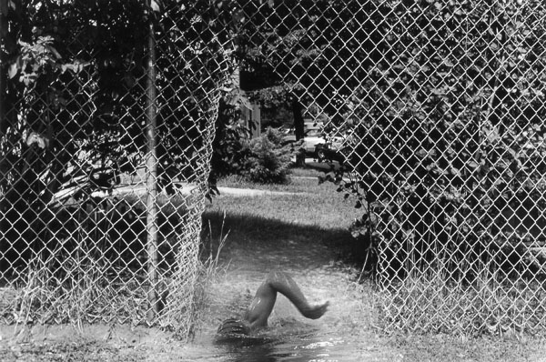 Swimming In Summer 1992. © Chow Chee Yong