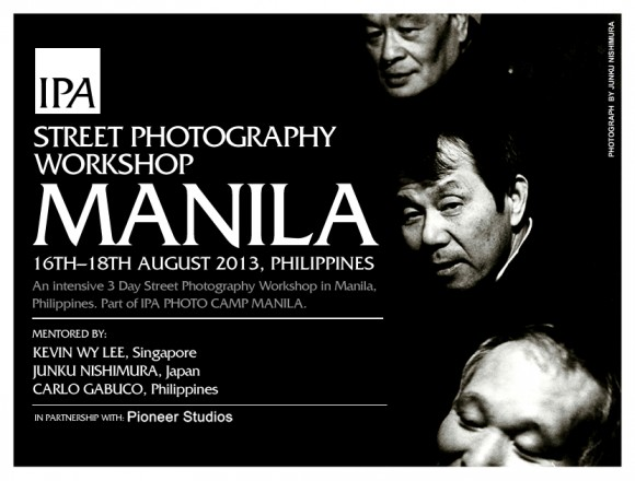 IPA Street Photography Workshop, MANILA | August 2013
