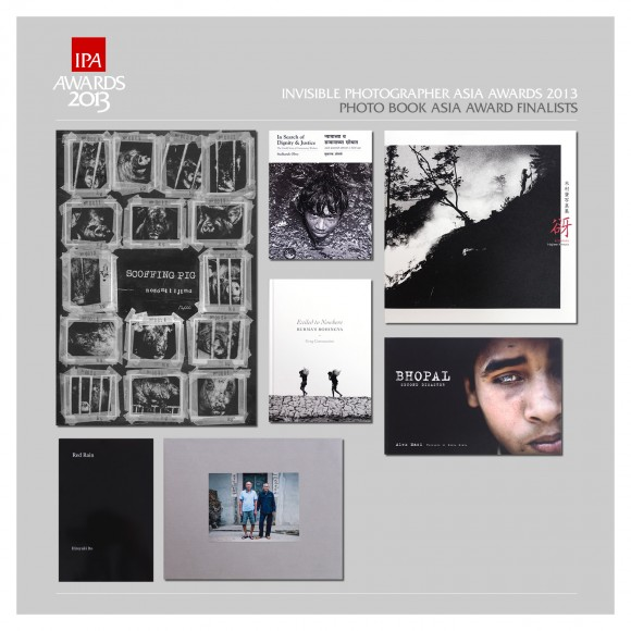 IPA Photo Book Asia Award 2013 Finalists