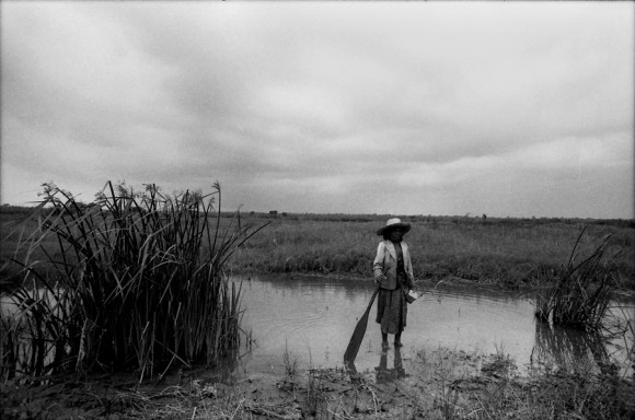 Manobo woman/Agusan Marsh,Mindanao 1995. © Alex Baluyut
