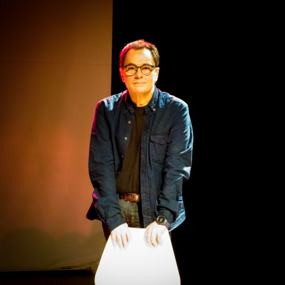 Gerhard Steidl in Singapore. Photograph by Kevin WY Lee.