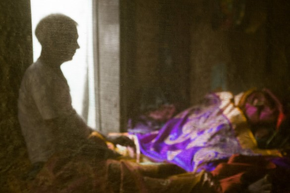 In spite of the flourishing trade, the weaver of dream sarees is still working in pathetic conditions, living a life of abject poverty and diminished health.