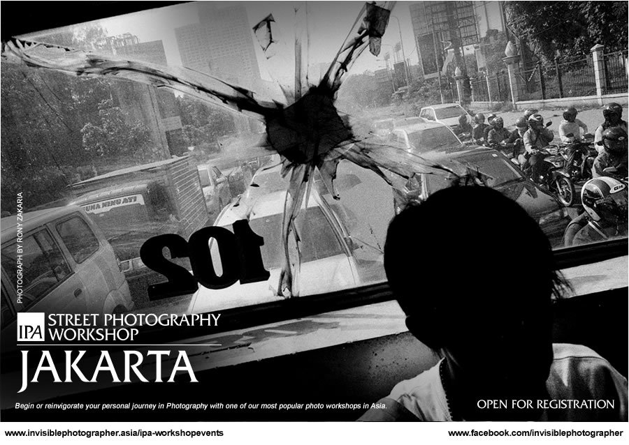IPA Street Photography Workshop JAKARTA, 10th–13th May 2014