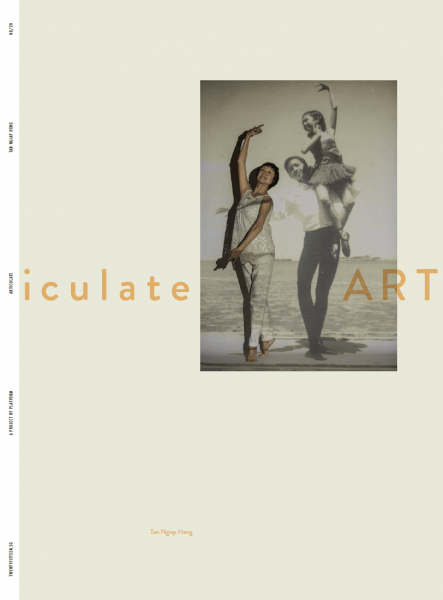 ARTiculate, by Tan Ngiap Heng