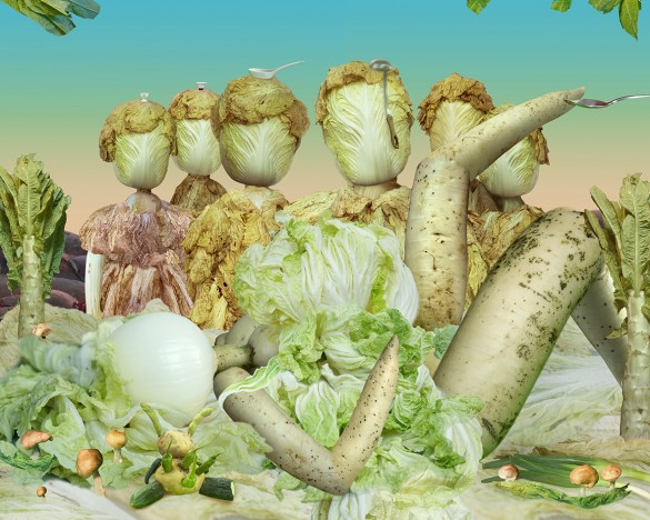 Ju Duoqi – Fantasies in Chinese Cabbage
