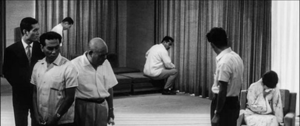 High and Low (1963), Akira Kurosawa