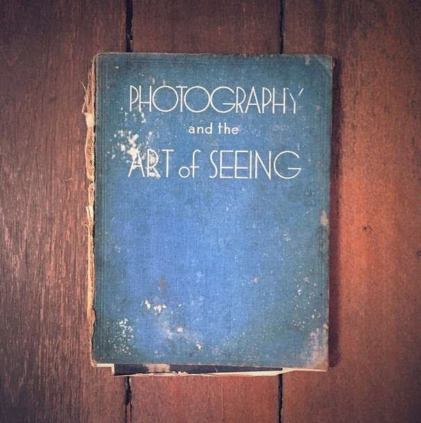 """Photography and the Art of Seeing"" by Marcel Natkin, published in 1935."