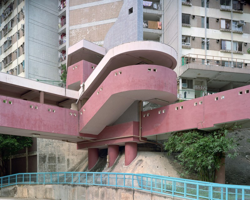 Tsui Ping Estate, 7/2012. BLOCKS (2014). © Dustin Shum, Hong Kong.