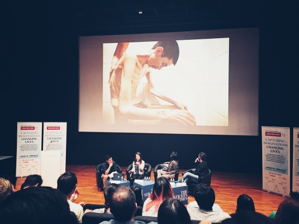 Panel Discussion presented by Straits Times and World Press Photo