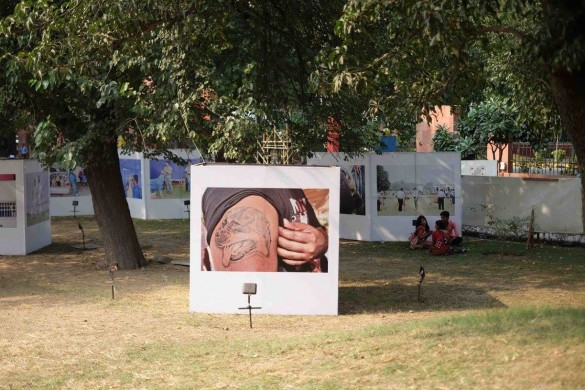 Picture via Delhi Photo Festival 2015.
