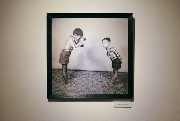 """Facing The Camera: A History of Nepali Studio Photography"" by the nepalphotoproject at Patan Museum. © Kevin WY Lee"