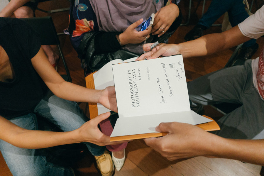 Survey: Photography in Southeast Asia Book Launch