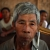 Magi Naw, 70, waits for his turn to meet Medical Doctor at the Je Yang IDP Camp in Kachin State.
